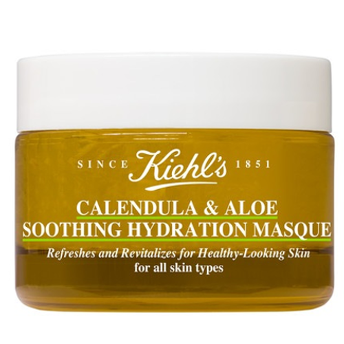 Image result for Kiehl's Calendula & Aloe Smooth Hydration Masque 14ml