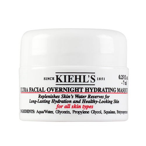 Image result for Kiehl's Ultra Facial Overnight Hydrating Masque 7ml